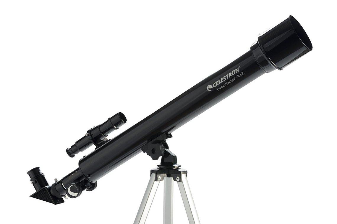 Telescope celestron powerseeker 50az ТРЕЈД